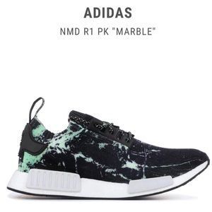 Adidas NMD Green Marble